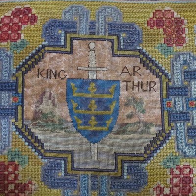 cushion Winchester Cathedral